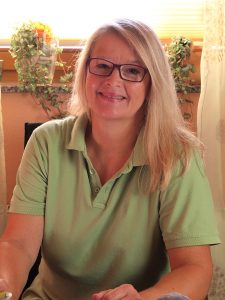 Claudia Teichgräber, Heilpraktikerin