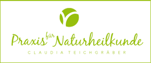 Logo Praxis für Naturheilkunde, Claudia Teichgräber, Heilpraktikerin